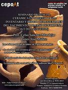Cerámica en arqueología: inventario y dubujo de los materiales de Fortuna - presencial