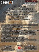 Arqueología Bíblica III: La formación de las primeras comunidades cristianas - on line (1-12-16 al 28-2-17)
