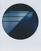 luce in ombra blu