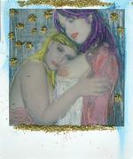 mimicking Klimt
