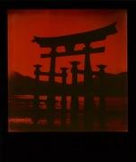 Miyajima in red