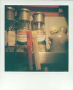 l'abbraccio in cucina
