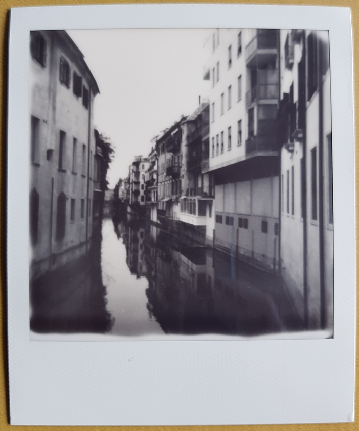 Il canale...