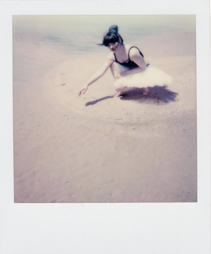 Dancer in the Sea