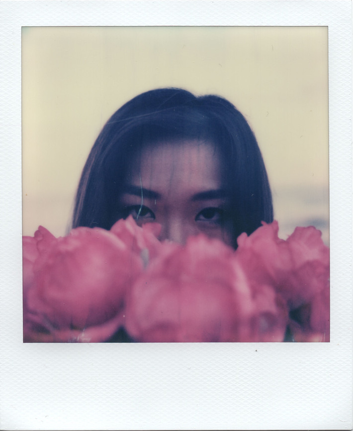 Flower in your eyes