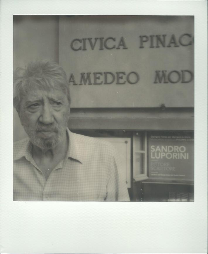 Sandro in Polaroid 2