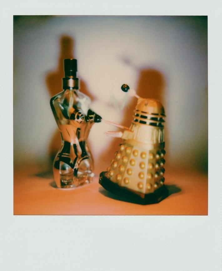 Rude Dalek!
