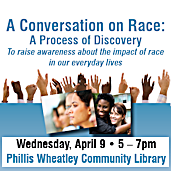 A Conversation on Race: A Process of Discovery