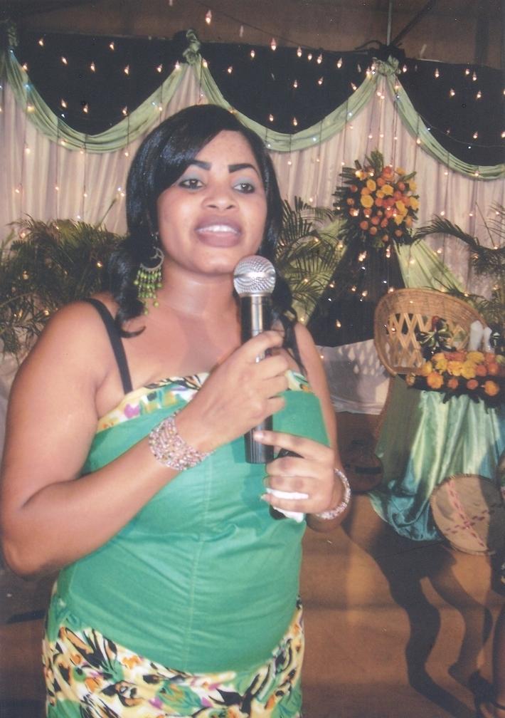 Mwenyeketi wa Nica's K'party