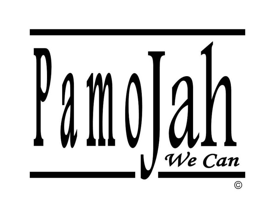 The black and  white PamoJah