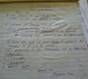 Hahahahahhaa hii application letter ni balaa