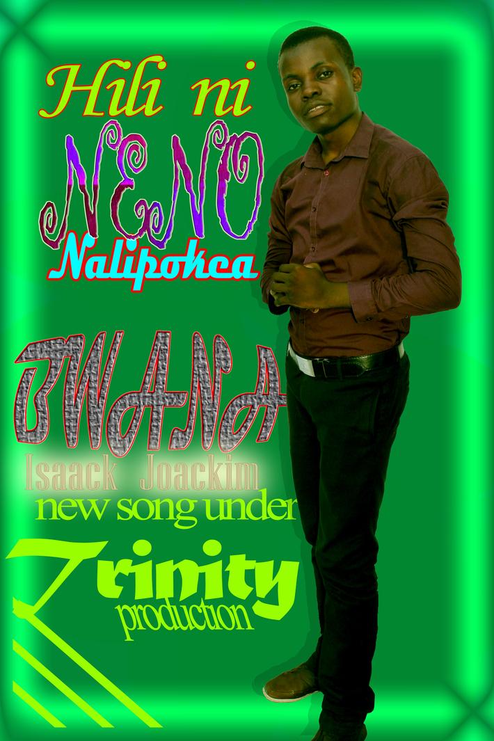 isaack joackim the new gospel singer 2015