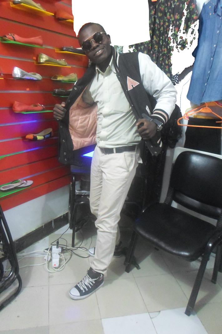 isaack joackim tanzanian gospel worshiper