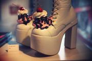Culver City Art Walk 2011 Ice Cream Shoes