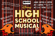 Dee-Lightful Productions presents High School Musical