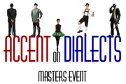 Accent on Dialects Masters Event - Motown!