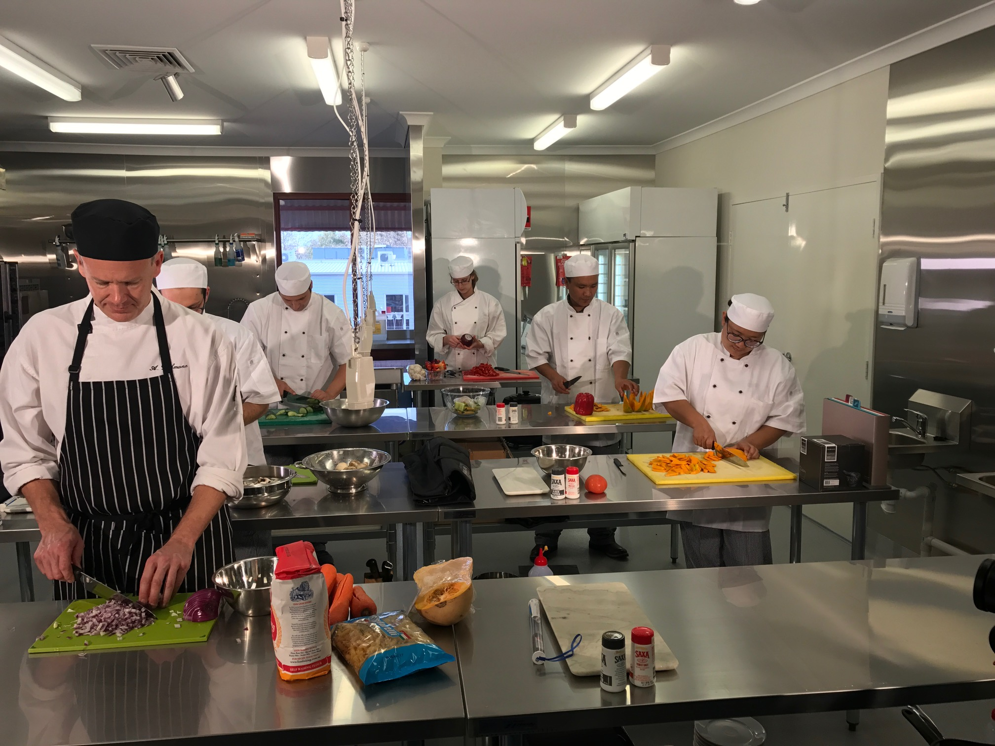 Certificate IV in Commercial Cookery in Australasia