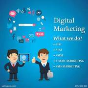 Digital Marketing Services In India-Sathya Technosoft