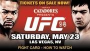UFC 98 Machida VS Evans