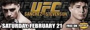 UFC 95 Sanchez vs Stevenson