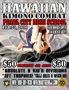 Hawaiian kimono Combat!