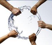 Cérémonie de l'eau