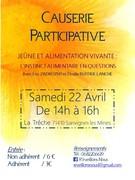 Causerie participative