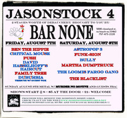 JASONSTOCK 4 - LOCAL MUSIC AND ROLLER GIRLS!!!