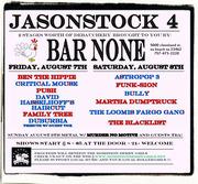 JASONSTOCK 4 - LOCAL MUSIC AND ROLLER GIRLS!!!