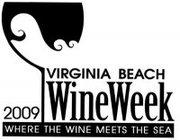LAST NIGHT OF THE 3RD ANNUAL VIRGINIA BEACH WINE WEEK