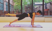 LEIMAY LUDUS Master Class // Pilates Instructor Mariana Taragano