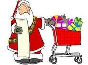 Santa's Stocking Old Fashioned Bazaar