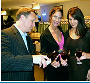 NORTH END WINE CLUB - WINE TASTING - SURF CLUB OCEAN GRILLE featuring music by JAMES DEANS