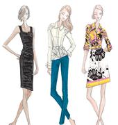 TresChic Boutique Fashion Trunk Show - Spring 2011