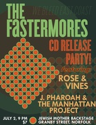 Fastermores Norfolk CD Release Show with Rose & Vines and J. Pharoah