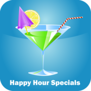 Click here for Thursday's Happy Hour/Food Specials
