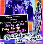 MOCEAN at Calypso Bar and Grill