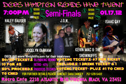 DOES HAMPTON ROADS HAVE TALENT?  SEMI-FINALS ROUND 2