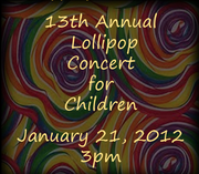 Symphonicity's 13th Annual Lollipop Concert for Children: Carnival of the Animals
