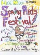 Half Moon Spring Festival w/ Let'sEAT ON The Go Food Trucks!