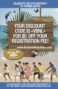 Barefoot Beach Run! Exclusive VBnightlife Discount!