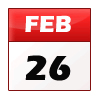 Click here for THURSDAY 2/26/15 Events and Entertainment Listing