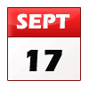 Click here for THURSDAY 9/17/15 Events and Entertainment Listing