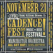 CADENCE FEST Saturday November 21st at the Virginia Aviation Museum