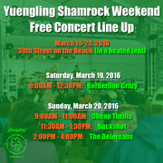 Shamrock Marathon After Party - Beer Proceeds to Benefit The Noblemen - FREE and Open to the Public