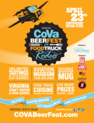 2016 CoVa Beer Fest & Food Truck Rodeo