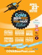 2016 CoVa Beer Fest & Food Truck Rodeo