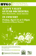 Happy Valley Guitar Orchestra's Spring Concert