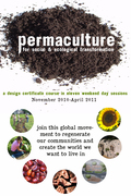 Early Bird Registration Deadline for Permaculture for Social and Ecological Transformation