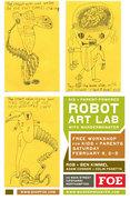 Robot Art Lab
